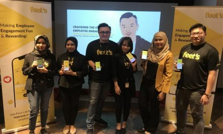 Malaysia's first employee engagement mobile app