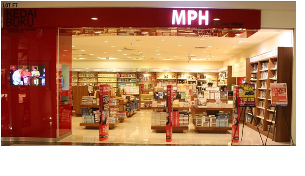 MPH Bookstores Suspended An Alleged Staff Pending Investigation For Slapping a 13yo For A Crime He Didn't Commit