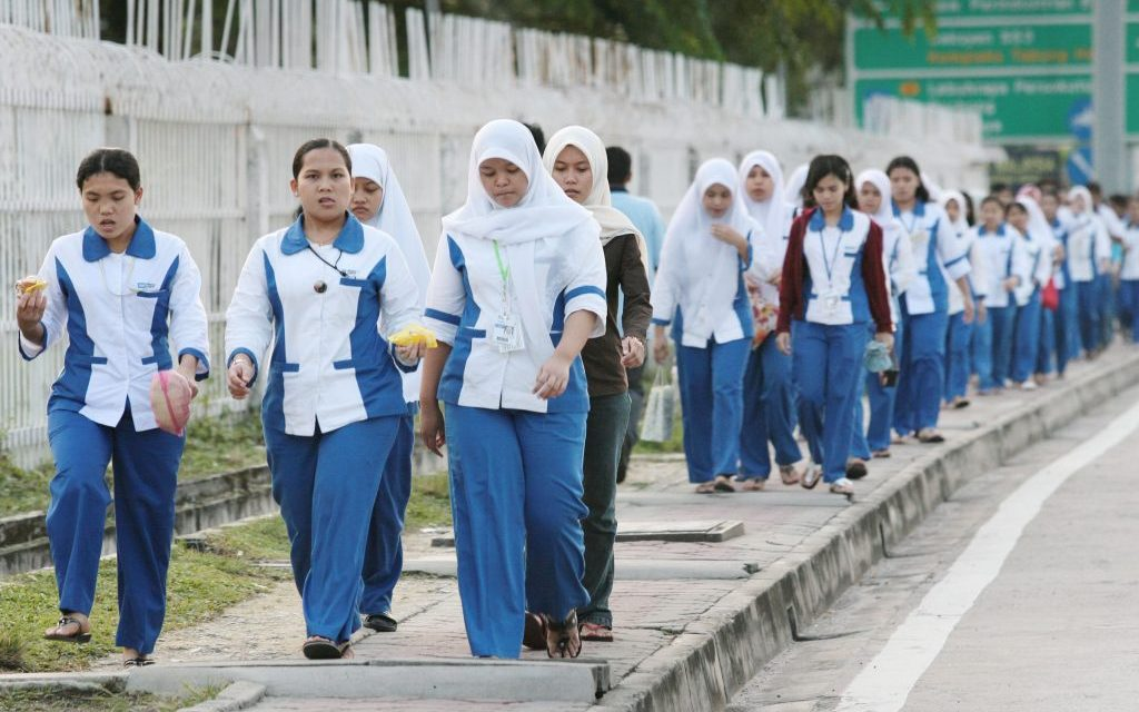 Malaysian workers receive lower wages than peers in advanced economies