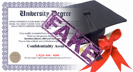 Red Alert: 1 in 20 job-seekers have fake degrees