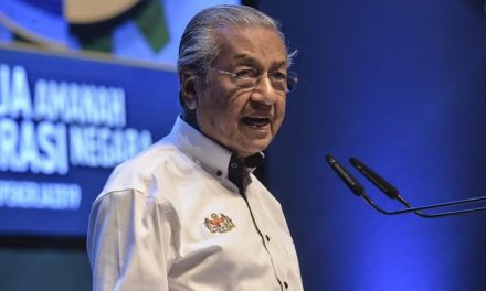 Tun M reminded choosy Malaysians that it is better to have low wage than no wage at all