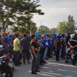 "Disgruntled factory workers in Perai protest after being labelled as ""rubbish"" by manager"