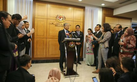 Employment rate 'full' based on OECD definition, PM tells Parliament