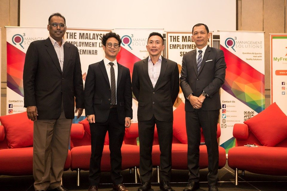 The Malaysia Employment Law Conference 2019 edition (Version 1.0 & 2.0 respectively)