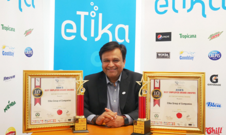 Etika Group wins Asia's Best Employer Brand Awards