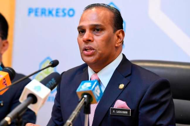 Over 60,000 lost jobs since early this year: Saravanan