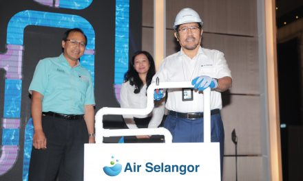 AIR SELANGOR LAUNCHES PLUMBING APPRENTICESHIP PROGRAMME AND PLUMBING ASSISTANCE SERVICE FOR COMMUNITIES IN NEED