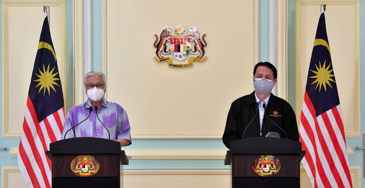 Total lockdown: Only essential services and sectors allowed to open, says Ismail Sabri