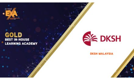 DKSH wins gold for Best In-House Learning Academy