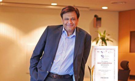 ETIKA GROUP WON GLOBAL BEST EMPLOYER BRAND AWARDS 2020