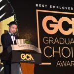 Graduates' Choice Award recognises top employers